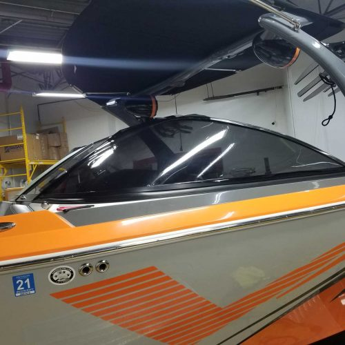 Boat window tinting service near me