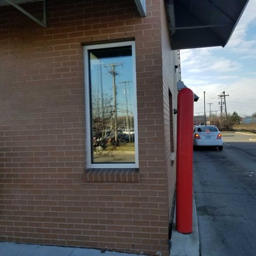 Building window tinting company Michigan
